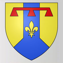 Blason departement armoirie departement symbole for Logo bouches du rhone