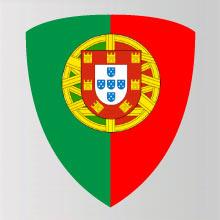 blason portugal blason en resine autocollant portugal adhesif pour plaque portugal. Black Bedroom Furniture Sets. Home Design Ideas
